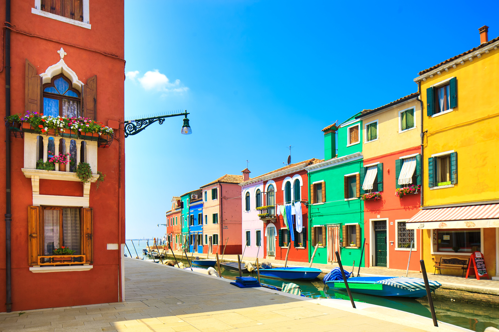 Burano, Isles of Murano Cruise Tour - Shore Excursions Group
