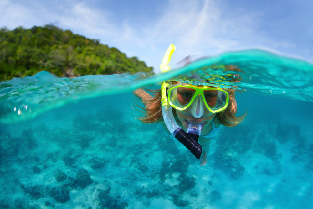 Snorkeling Day Excursion in Clear Waters of Eastern Caribbean