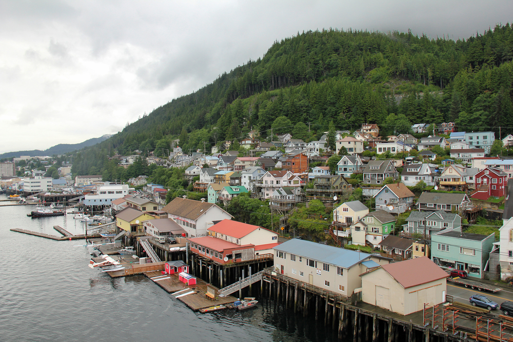 Ketchikan Shore Front Cruise Excursion in Alaska