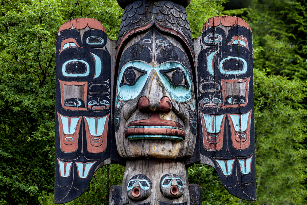 Totem Pole Cruise Excursion in Ketchikan, Alaska