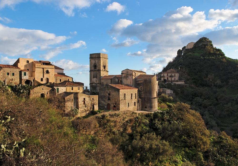 Savoca Village Shore Excursion in Italy