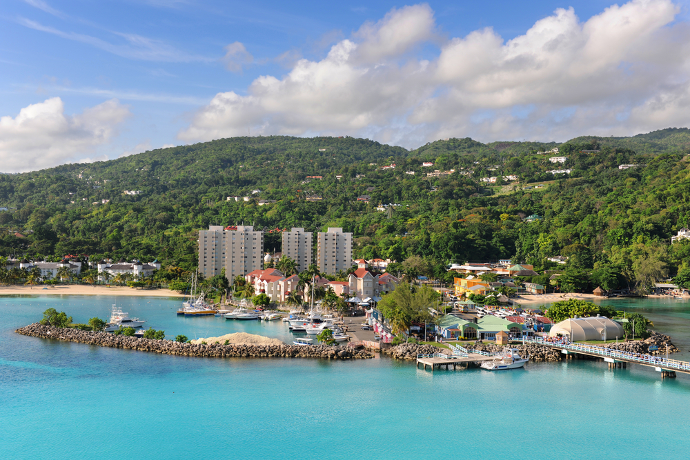 Ocho Rios Beach View on Day Trip - Shore Excursions Group