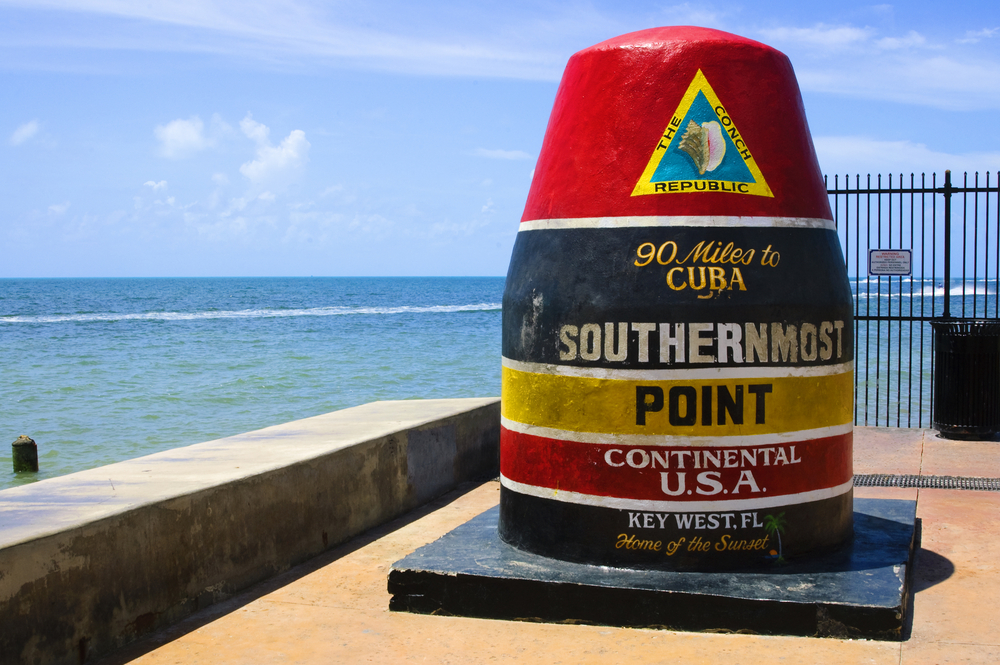 Southernmost Point in Key West, FL - Shore Excursions Group