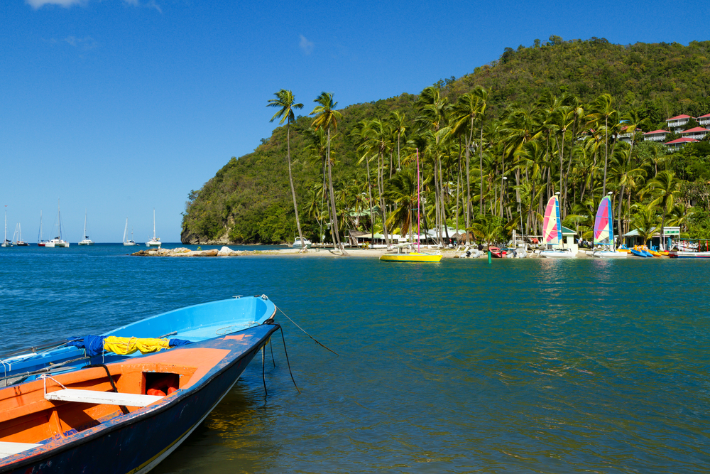 Marigot Bay Day Cruise in St. Lucia, Caribbean - Shore Excursions Group