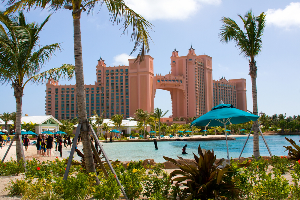 Atlantis Paradise Island Day Tour in Nassau, Bahamas