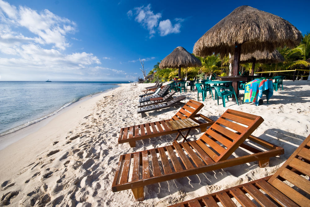 Beach Day Excursions in Cozumel, Mexico