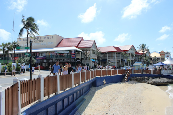 Grand Cayman Harbor Mall Cruise Excursion
