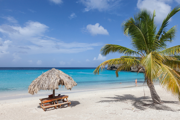 Knip Beach on Curacao Caribbean Island - Shore Excursions Group