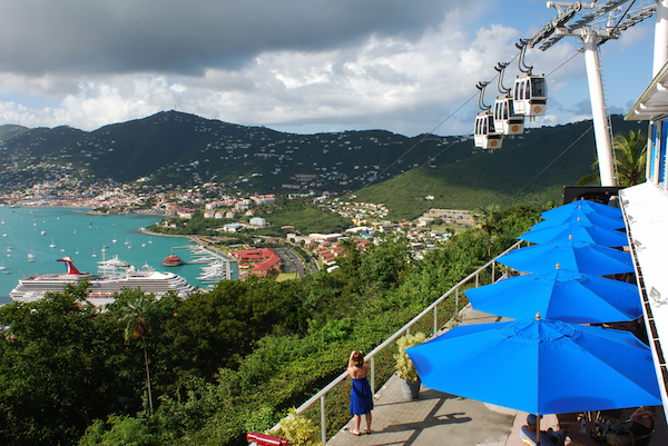St Thomas Skyway Day Tour - Shore Excursions Group