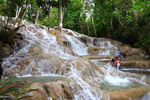 Dunn's River Falls Cruise Tour in Jamaica