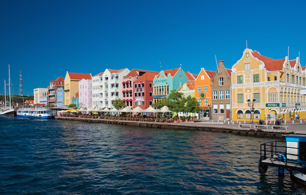 Downtown Willemstad in Curacao, Caribbean - Shore Excursions Group