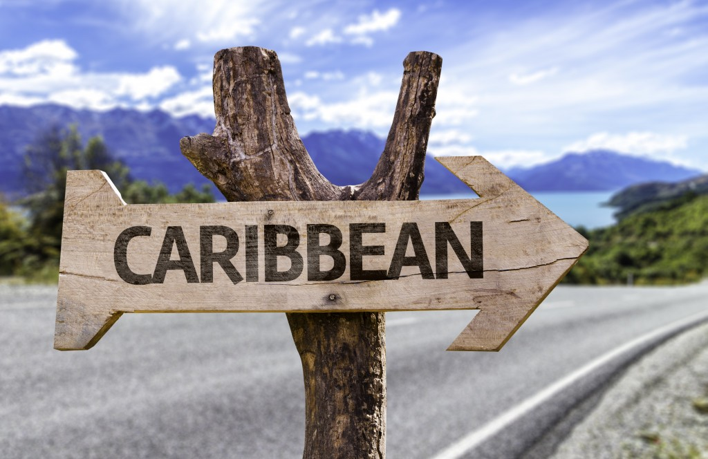 Wooden Caribbean Sign - Shore Excursions Group