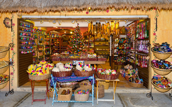 Knickknack Shop during a vacation - Shore Excursions Group
