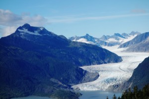 The Face Day Tour at Mendenhall Glacier in Juneau, Alaska