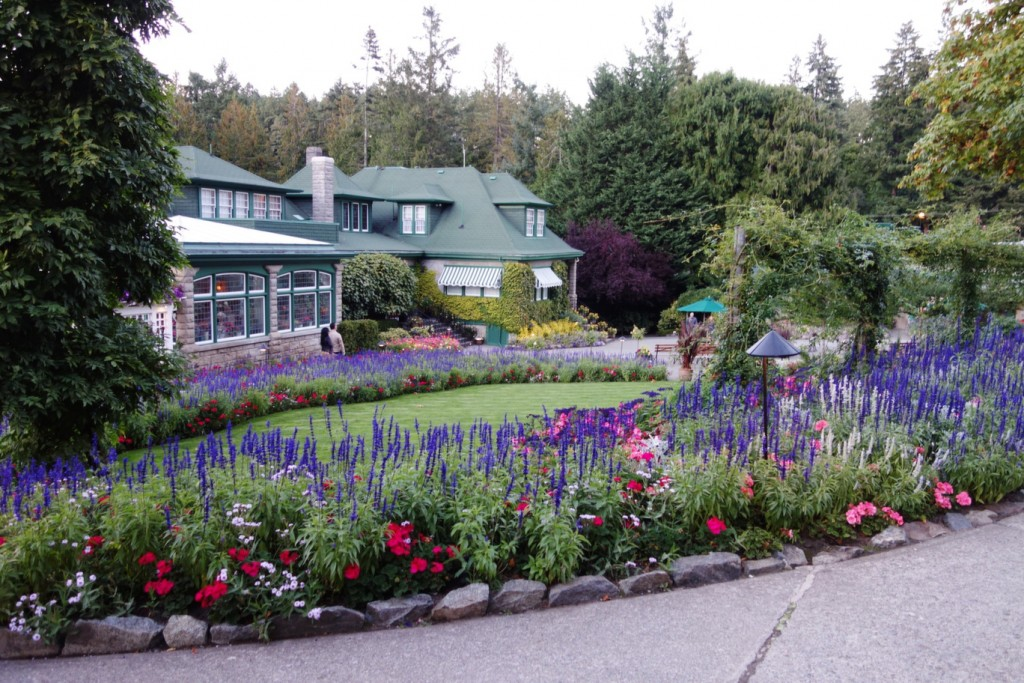Butchart Garden Restaurant Cruise Excursion in Victoria, BC